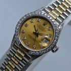 Ρολεξ (Rolex) Datejust Tridor Diamonds RARE 69159  with...