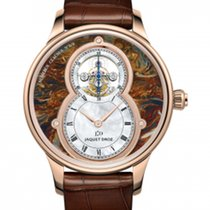 Jaquet-Droz Grande Seconde Tourbillon Pietersite