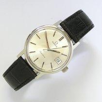 Omega vintage / antike Herrenuhr Geneve mechanisches Werk 1973