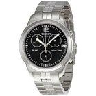 Tissot PR100 Chronograph Black Dial Men's Watch
