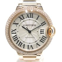 Cartier Ballon bleue Or rose Diamonds