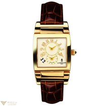 De Grisogono Instrumento  UNO 18K Yellow Gold Ladies Watch
