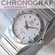 Omega Constellation Quartz dame acier 1991