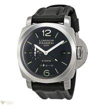 Panerai Historic Luminor 1950 8 Days GMT Men`s Watch