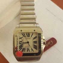 Cartier SANTOS XL  100  NUOVO