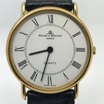 Baume & Mercier 18K GOLD LADY LIKE NEW WITH STICKERS