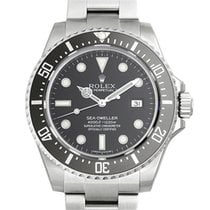 Rolex Sea-Dweller 4000 Ceramic 40mm Stainless Steel 116600  NEW