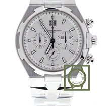 Vacheron Constantin Overseas Chronograph 42mm White Dial NEW