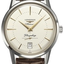 Longines FlagShip Heritage L4.795.4.78.2  38,5mm