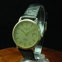 Condor 115 14kt 585 Gold Gelbgold Automatic Herrenuhr Hau...