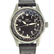 IWC Pilot Worldtimer