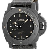 "Panerai Gent's Ceramic 47mm  PAM 508 ""Luminor Submersi..."