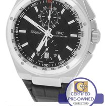 IWC Big Ingenieur Chronograph Automatic Black 45.5mm Watch