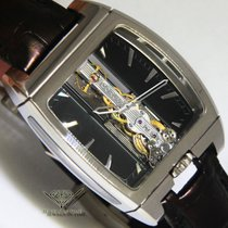 Corum Golden Bridge 18k White Gold Automatic Mens Watch...