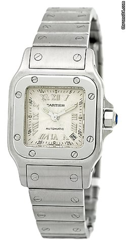 Cartier Santos Automatic