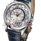 Patek Philippe 5130G WORLD TIME WHITE GOLD -  FACTORY S...