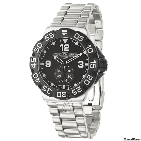 TAG Heuer Men's Formula 1 Grande Date Watch
