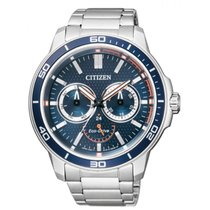 Citizen Eco-Drive Sporty Herrenuhr BU2040-56L