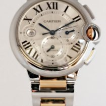 Cartier Ballon Bleu Chrono - NEW - with B+P Listprice €...