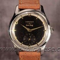 Longines Sport Chief Ref. 6263 Vintage 1956 Waterproof Steel...
