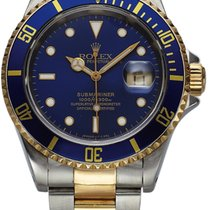 Rolex Submariner Date 16613 Blue Dial