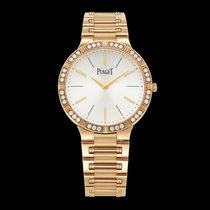 Piaget [NEW] Dancer Mechanical Silver Dial 18Kt Rose Gold Ladies