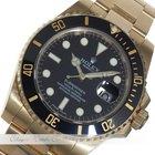 Rolex Submariner Gelbgold 116618LN
