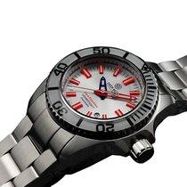 Deep Blue Aqua Expedition Swiss Auto Diving Watch Wr 1000m...