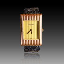 Boucheron Reflet Dame Grand Modèle Or 18k Quartz