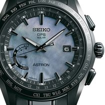 Seiko SSE091J1 Astron GPS Solar Limited Edition Herren 44mm 10ATM