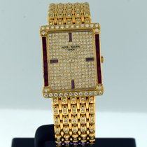 Patek Philippe Diamond and Ruby watch Pre-owned