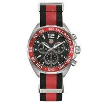 TAG Heuer Formula 1 42mm Chrono Date Quartz Mens Watch Ref...