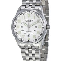 Victorinox Swiss Army Airboss Mechanical Automatic Stainless...