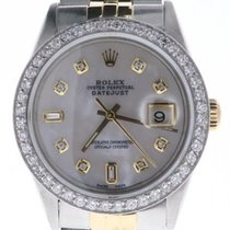 Rolex Datejust Automatic-self-wind Mens Watch 16013