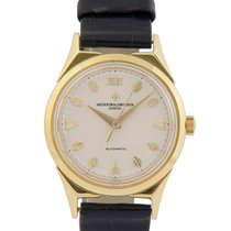 Vacheron Constantin Vintage 18k 34mm, Presented to Dr. Henry E...
