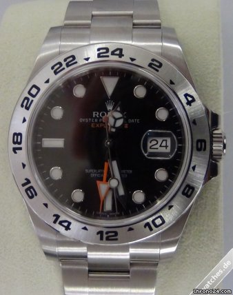 Rolex Oyster Perpetual GMT - Explorer II