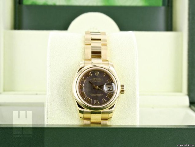 Rolex Lady Oyster Datejust
