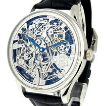 IWC 524104 Portuguese Skeleton Squelette - Limited 25 psc. -...