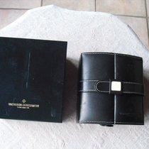 Vacheron Constantin Große Vintage Lederbox und Umkarton