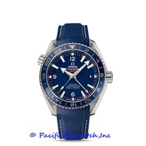 Omega Seamaster Planet Ocean 232.92.44.22.03.001 Pre-Owned