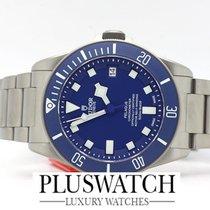 Tudor PELAGOS REF 25600 TB BLUE BLU NUOVO