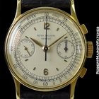 Patek Philippe 130 Vintage Chronograph 18k