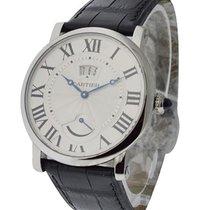 Cartier Rotonde Big Date GMT in Steel