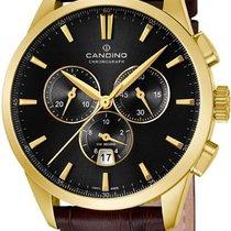 Candino Classic C4518/4 Herrenchronograph Klassisch schlicht