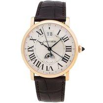 Cartier Rotonde de Cartier Large Date Dual Time Watch – W1556220