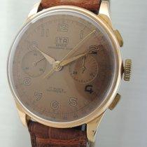 ITA Chronograph 18 k Rose Gold