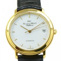 IWC Romain 18k Yellow Gold 35mm Ref 3209 Automatic Men's...
