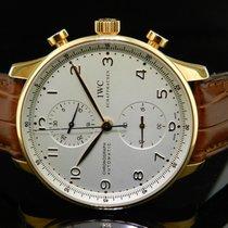 IWC Portoghese Cronografo Oro Rosa Iw371402