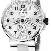 Ulysse Nardin Marine Chronometer Manufacture 43mm 1183-126-7M.61