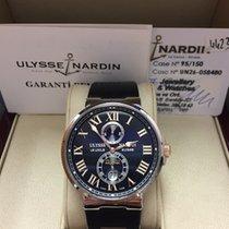 Ulysse Nardin UN Maxi Marine Chronometer Savarona Limited...